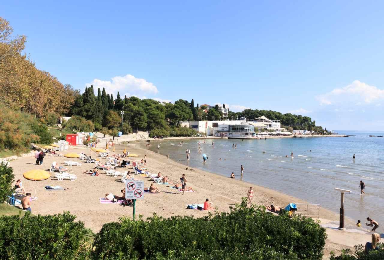 Bacvice Beach, Split, Best Beaches in Croatia