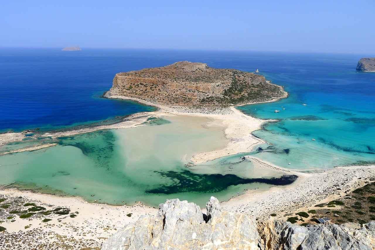 Balos Beach, Crete, Greece Beaches