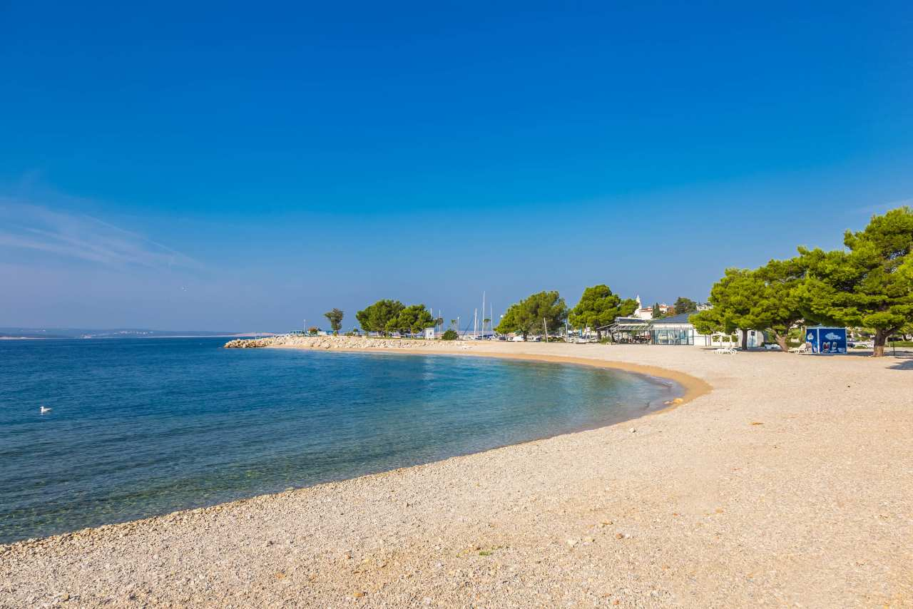 Crikvenica, Best Beaches in Croatia