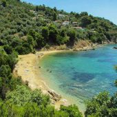 Diamanti Beach, Skiathos, Greece Beaches