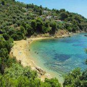 Diamanti Beach, Skiathos, Greece Beaches