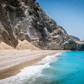 Egremni Beach, Porto Katsiki, Greece Beaches