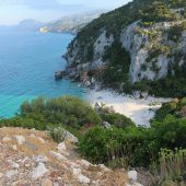 Fuili Cove, Sardinia, Best Italy Beaches