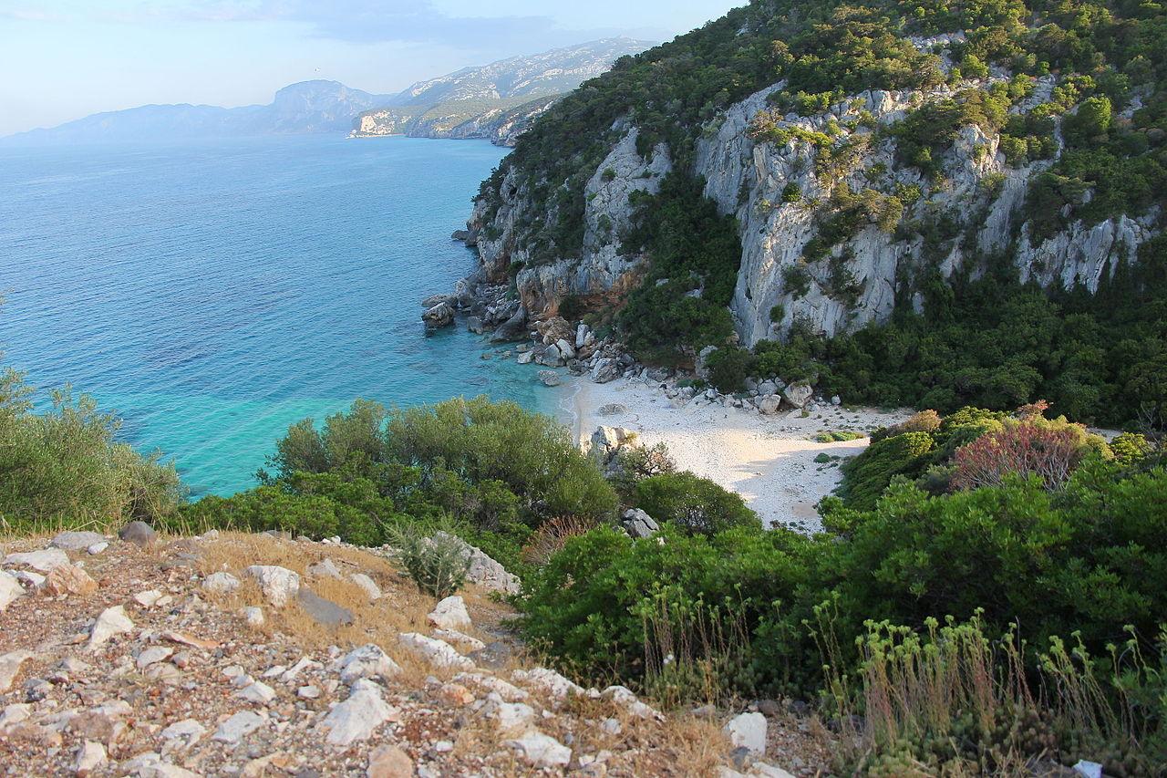 Fuili Cove, Sardinia, Best Italy Beaches