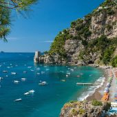 Gavitella Beach, Campania, Best Italy Beaches