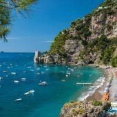 Gavitella Beach, Campania, Best Italy Beaches