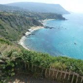 Grotticelle Beach, Calabria, Best Italy Beaches