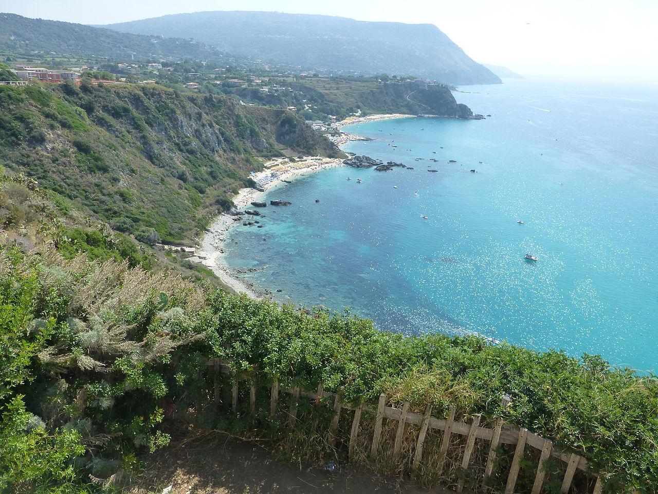 Grotticelle Beach, Calabria, Best Italy Beaches