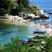 Isola Bella, Sicily, Best Italy Beaches