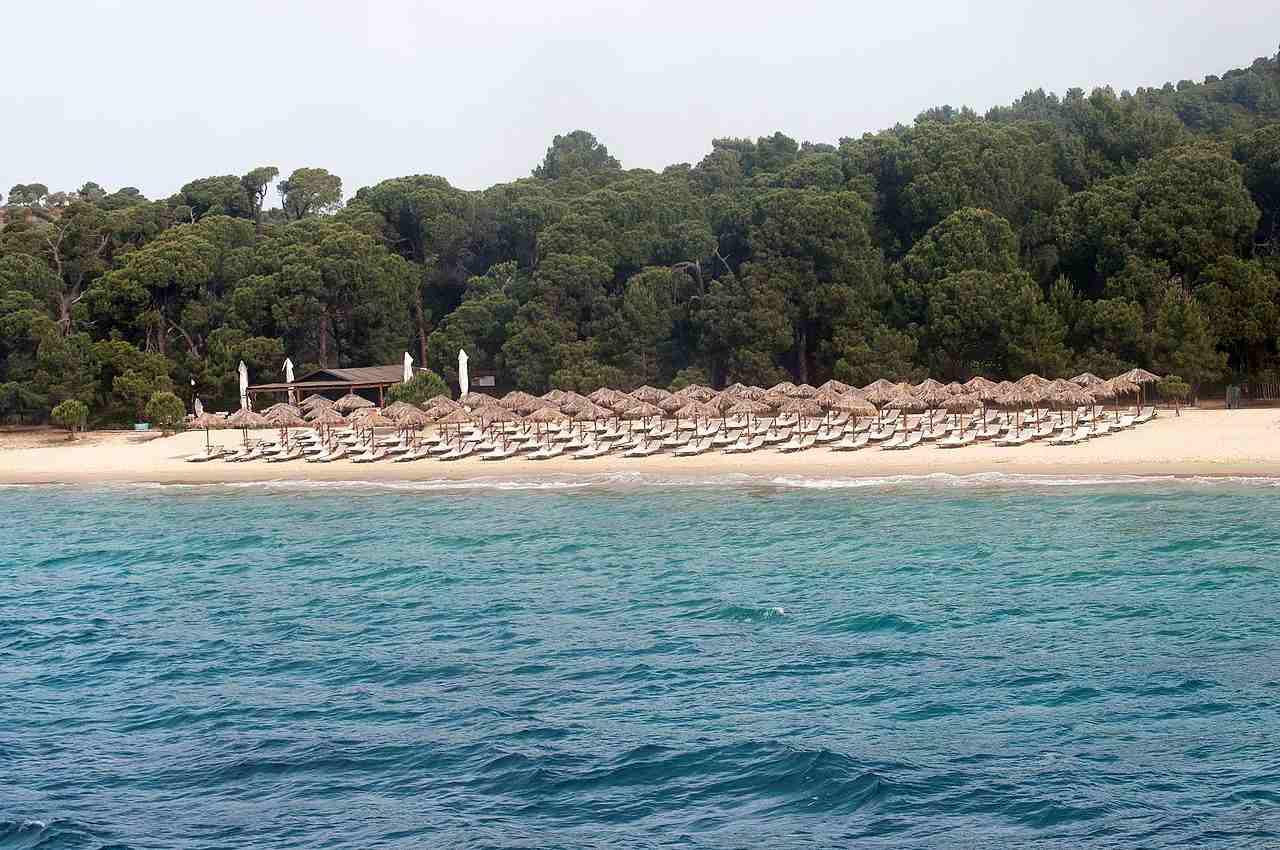 Koukounaries, Skiathos, Greece Beaches