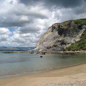 Laganas turtle beach, Zakynthos, Greece beaches