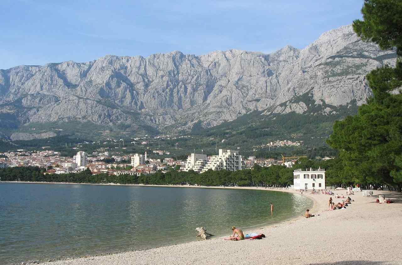 Makarska, Best Beaches in Croatia
