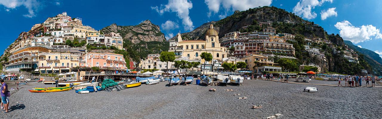 Marina Grande Beach, Campania, Best Italy Beaches