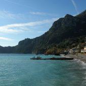 Marina del Cantone Beach, Campania, Best Italy Beaches