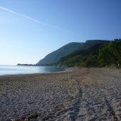 Mezzavalle Beach, Marche, Best Italy Beaches