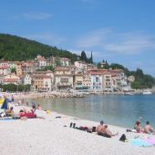 Moscenicka Draga, Best Beaches in Croatia