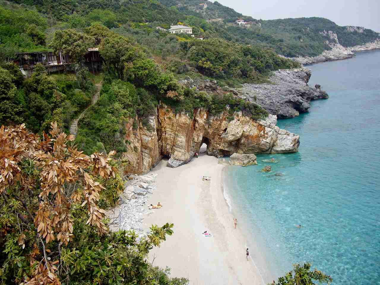 Mylopotamos Beach, Pelion, Greece Beaches