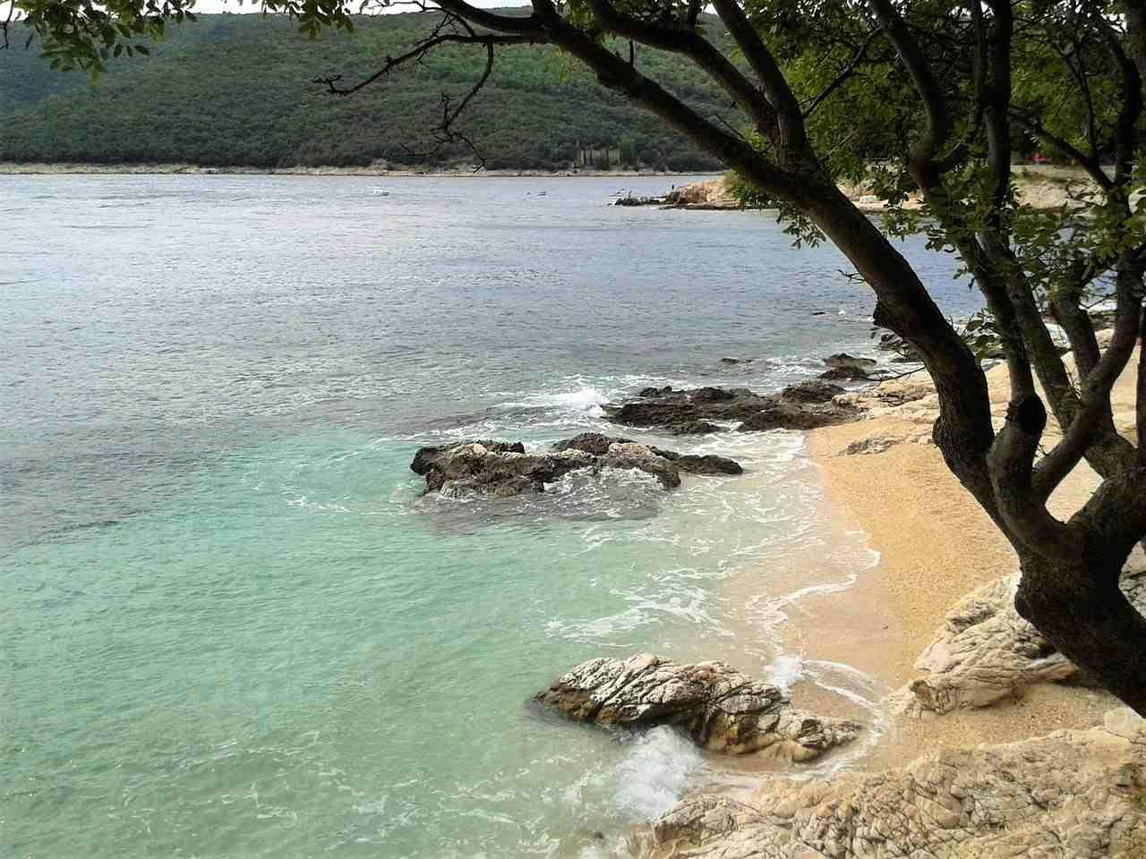Rabac, Best Beaches in Croatia