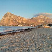 San Vito Lo Capo, Sicily, Italy beaches