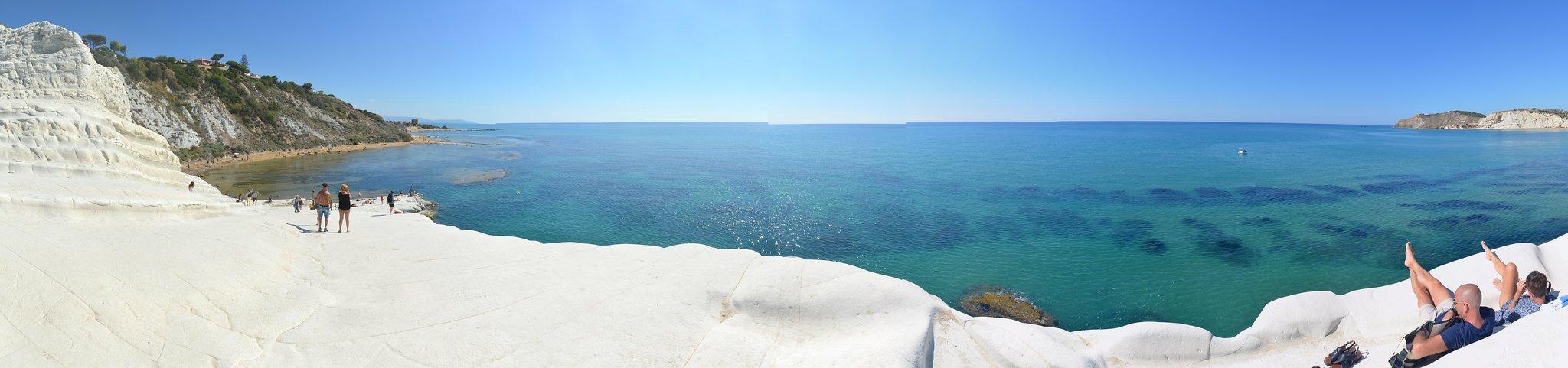 Scala dei Turchi, Sicily, Italy beaches