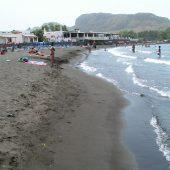 Spiaggia Nera, Vulcano island, Sicily