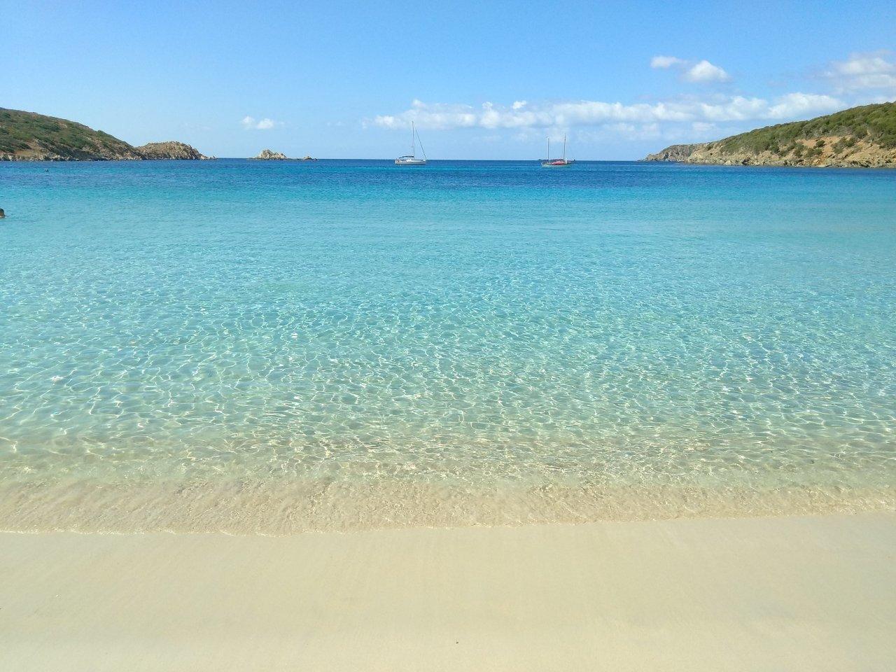 Spiaggia di Tuerredda, Sardinia, Best Italy Beaches