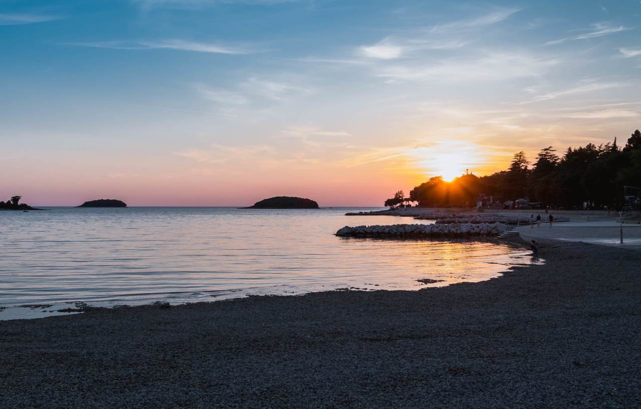 Vrsar, Best Beaches in Croatia