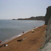 Xi Beach, Kefalonia, Greece Beaches
