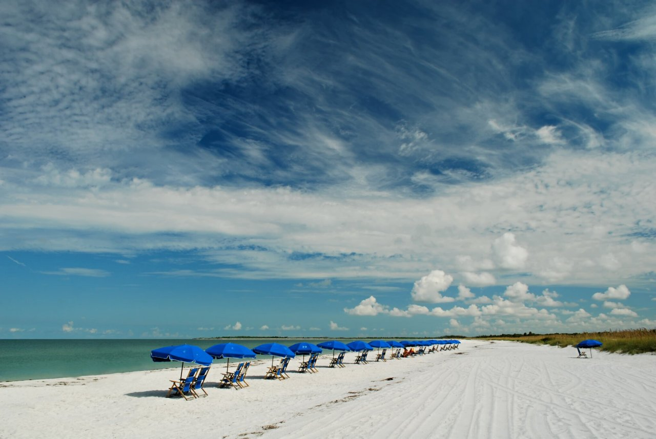 Caladesi Island State Park, Florida, Best Beaches in the USA
