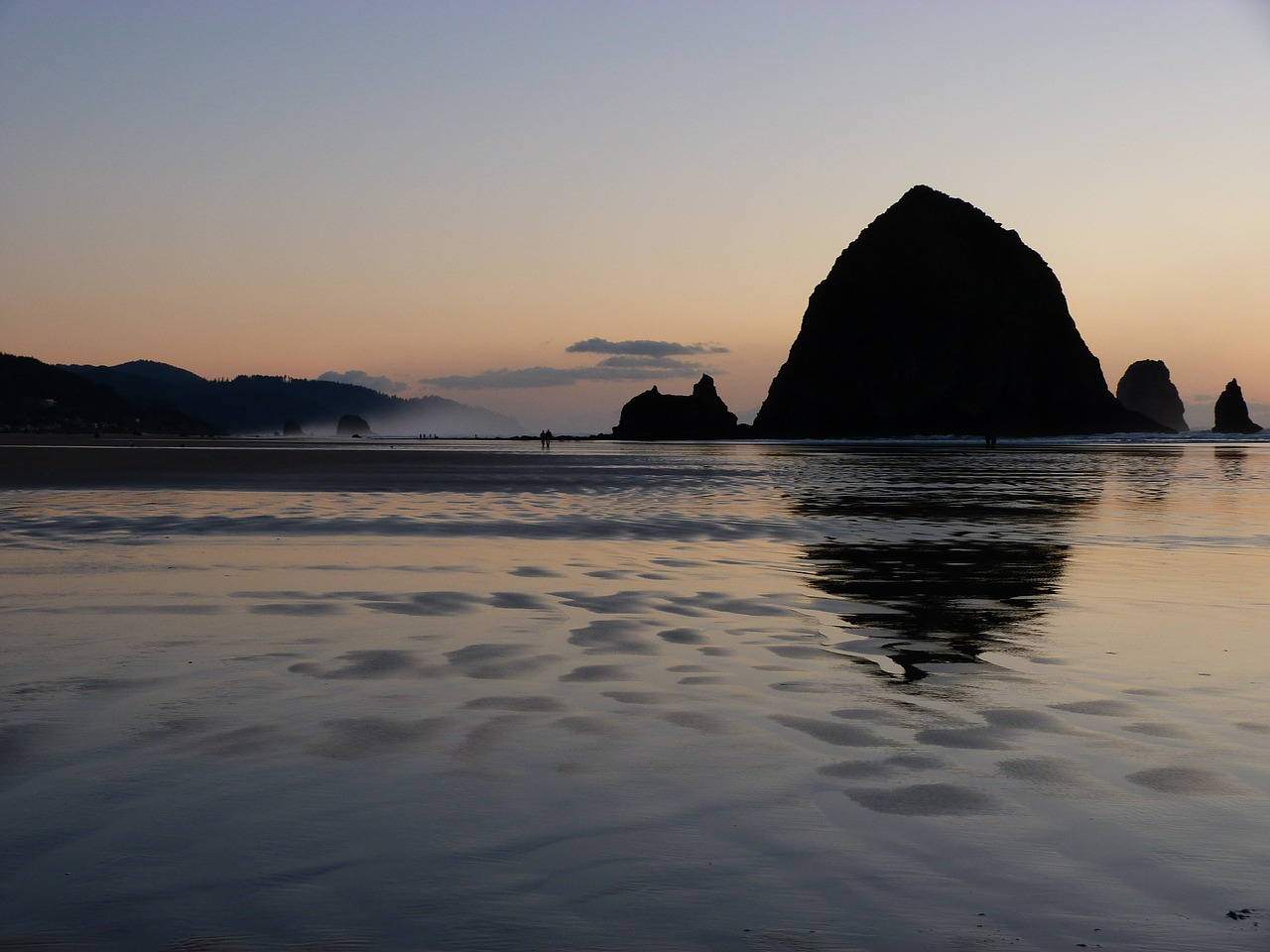 Cannon Beach, Oregon, Best Beaches in the USA