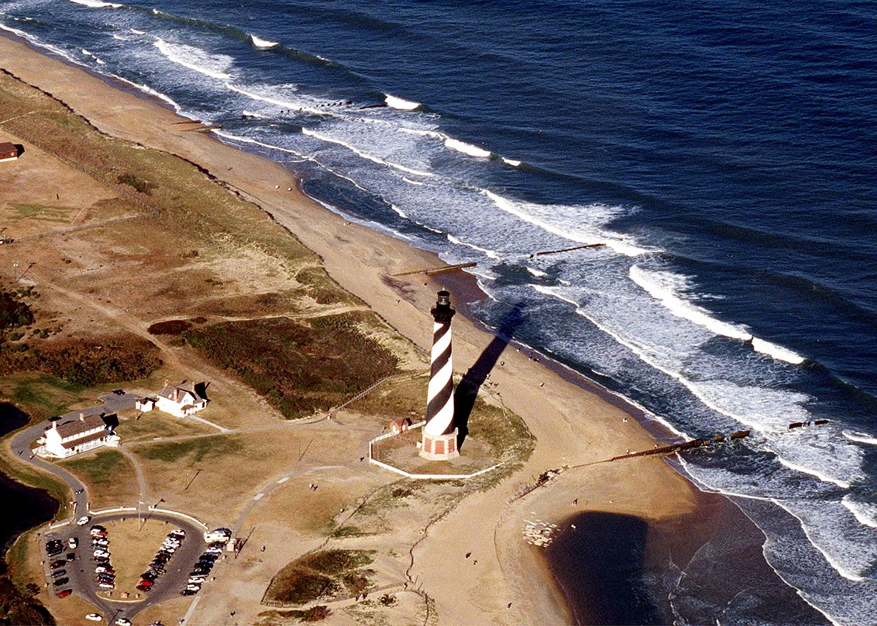 Lighthouse Beach, North Carolina, Best Beaches in the USA