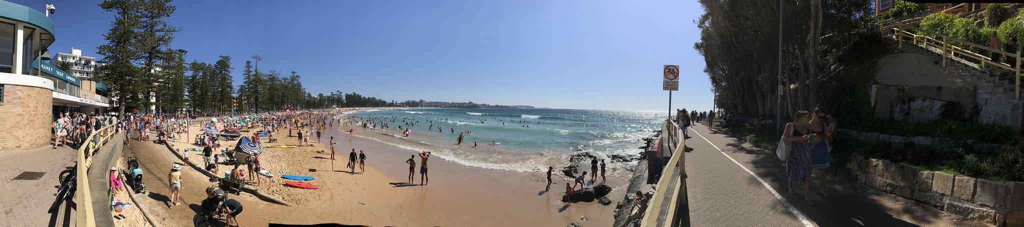 Manly Beach, Best Beaches in Australia