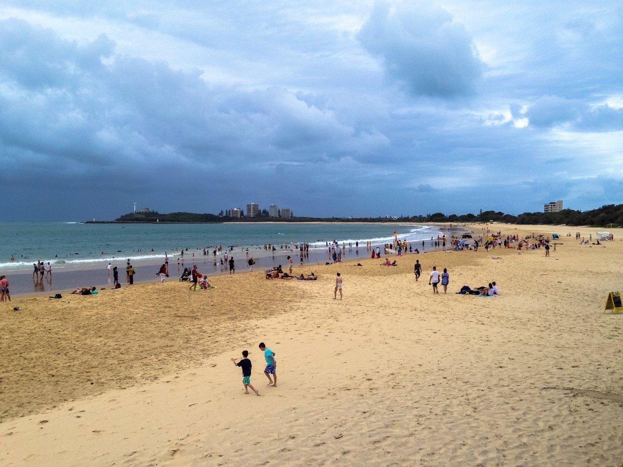 Mooloolaba Beach, Best Beaches in Australia
