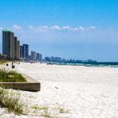 Panama City Beach, Florida, Best Beaches in the USA