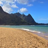 Tunnels Beach, Kauai, Hawaii, Best Beaches in the USA