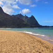 Tunnels Beach, Kauai, Hawaii, Best Beaches in the USA