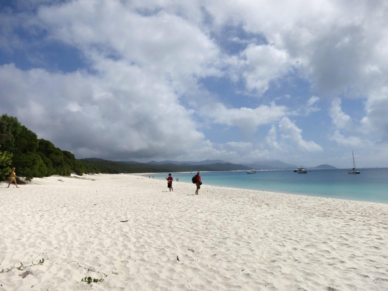 Whitehaven Beach, Best Beaches in Australia