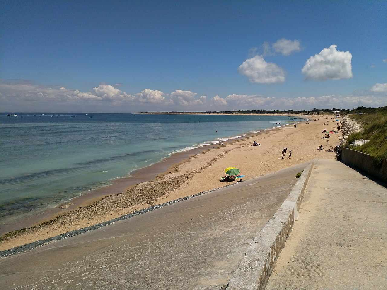 Conche des Baleines, Charente-Maritime, Best Beaches in France