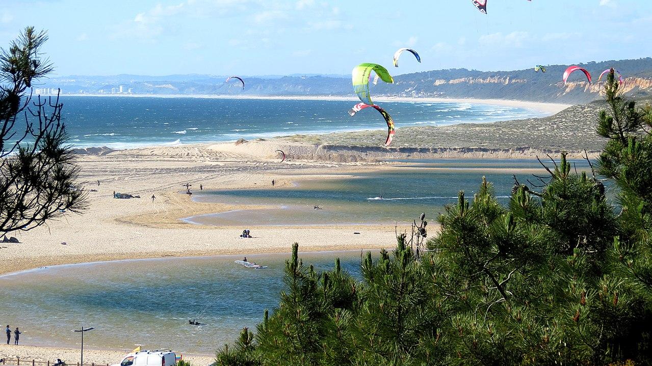 Lagoa de Albufeira, Best Beaches in Portugal