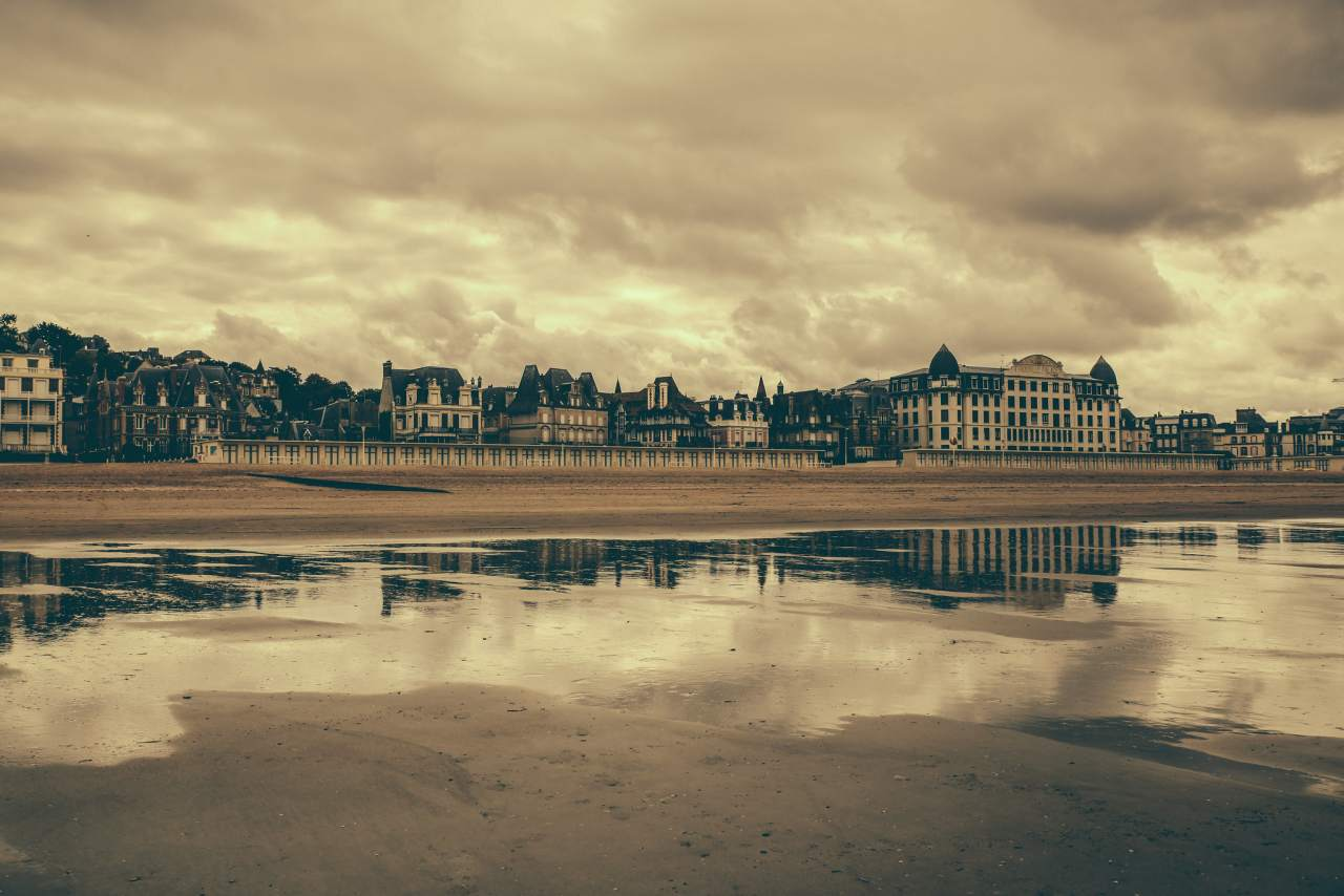 Plage de Trouville-sur-Mer, Calvados, Best Beaches in France