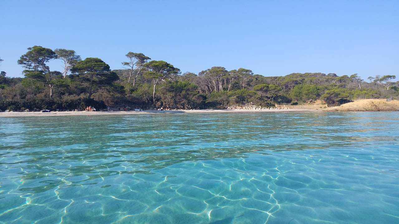 Porquerolles, Var, Best Beaches in France