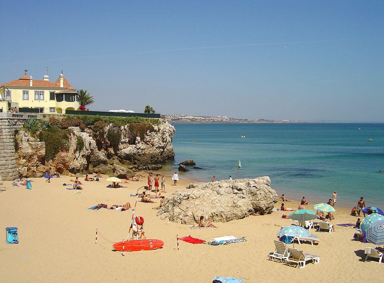 Praia Da Rainha, Best Beaches in Portugal