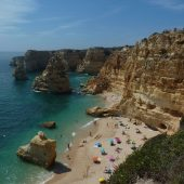 Praia da Marinha, Best Beaches in Portugal