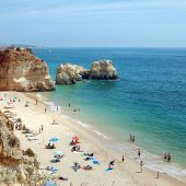 Praia da Rocha, Best Beaches in Portugal
