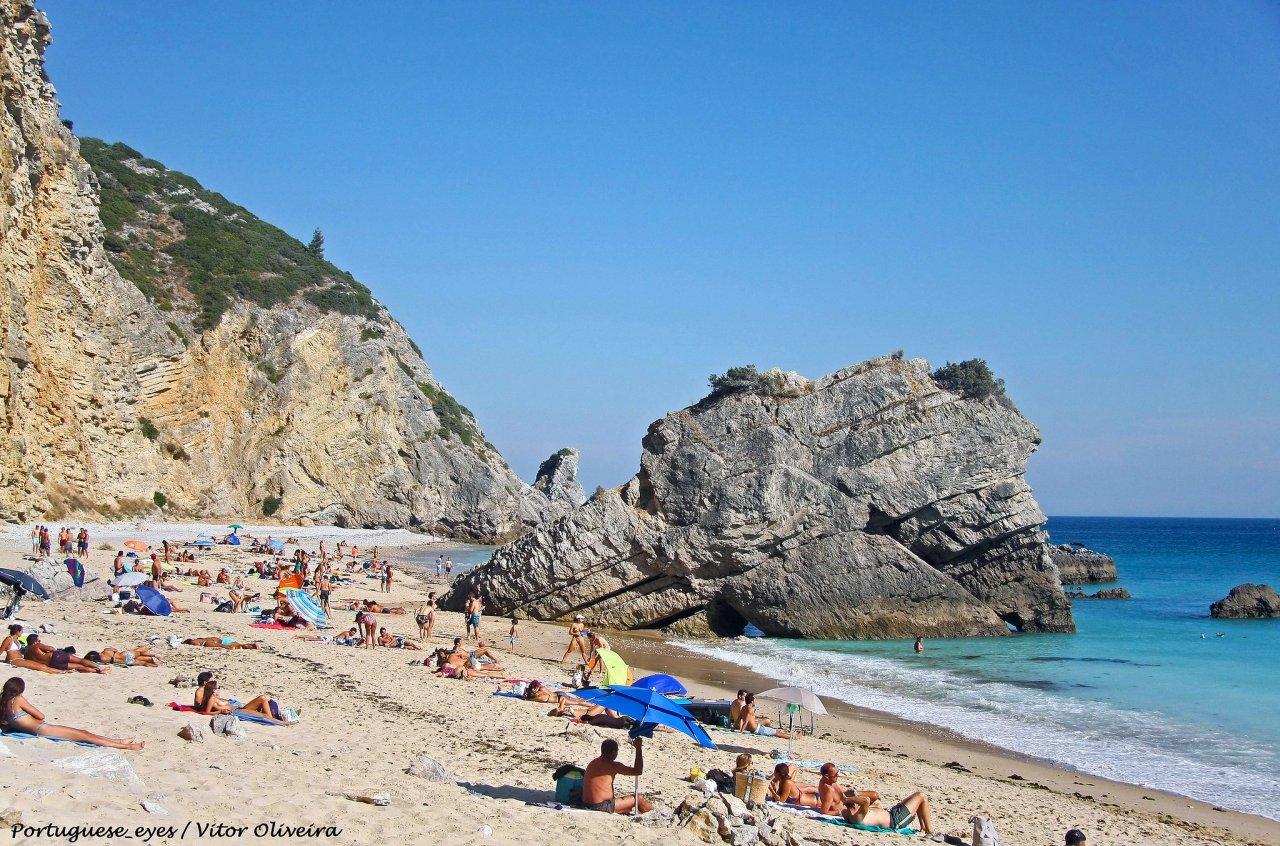 Praia da Ribeira do Cavalo, Best Beaches in Portugal