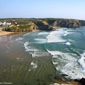 Praia de Odeceixe, Best Beaches in Portugal