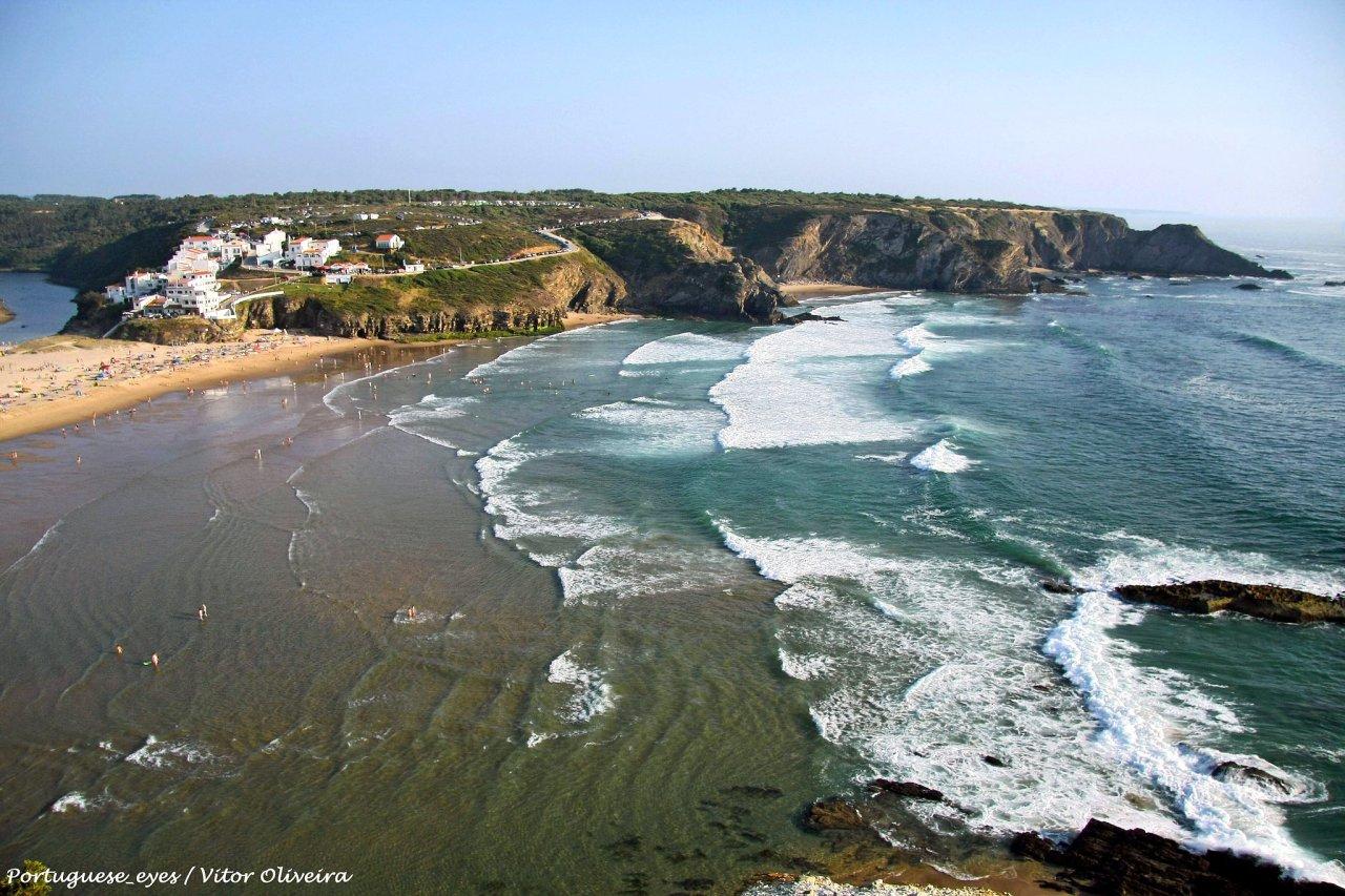 Praia de Odeceixe, Best Beaches in Portugal