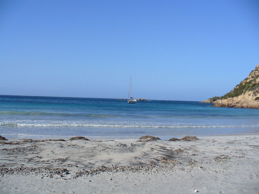 Roccapina Plage, Corse-du-Sud, Best Beaches in France