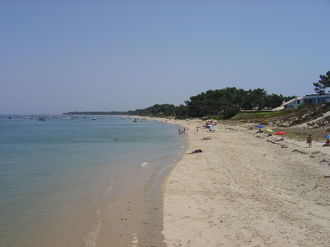Troia Peninsula, Best Beaches in Portugal