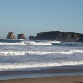 Plage d'Hendaye, Pyrenees-Atlantiques, Best Beaches in France